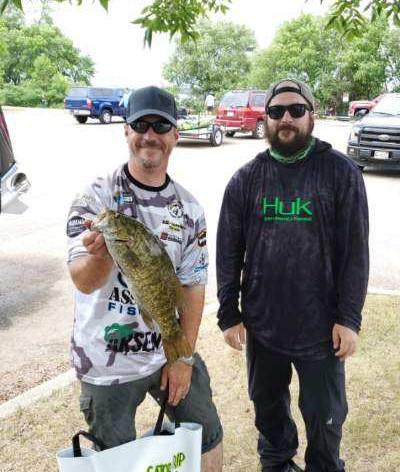Adam and Andrew Buamgartner Lake Washington/Stella 2020
