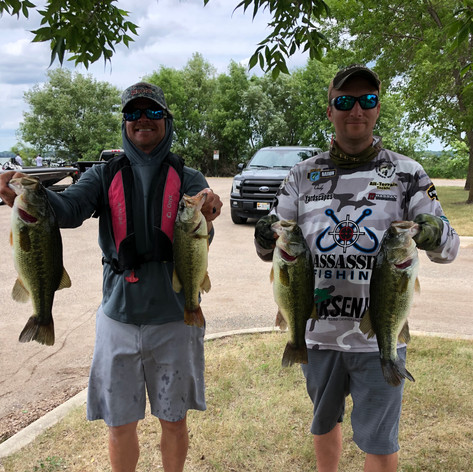 Marty and Cody Thompson Lake Washington/Stella 2020