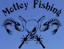 Motley Fishing Logo
