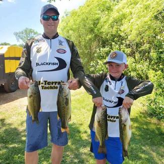 Cody and Parker Lake Minnetonka 6-5-2021