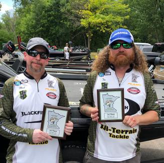 Mark Gustavson and Tom Rauscher