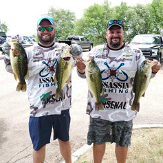Spencer and Brad Lahr win at Lake Washington/Stella 2020