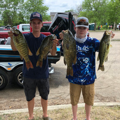 Brandon Paumen and Garrett Wurm Lake Washington/Stella 2020