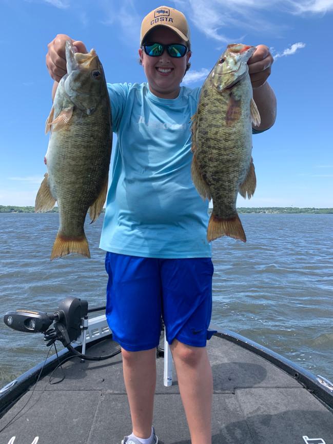 Jackson Rosati Buffalo Lake 2020