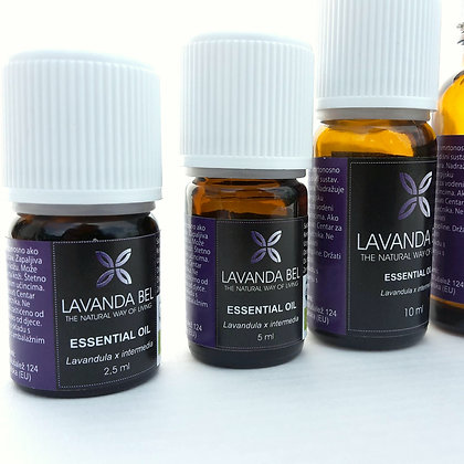 ETERIČNO ULJE / ESSENTIAL OIL Lavandula x intermedia 10 ml