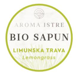 BIOsapun LIMUNSKA TRAVA 50gr / BIOsoap Lemongrass