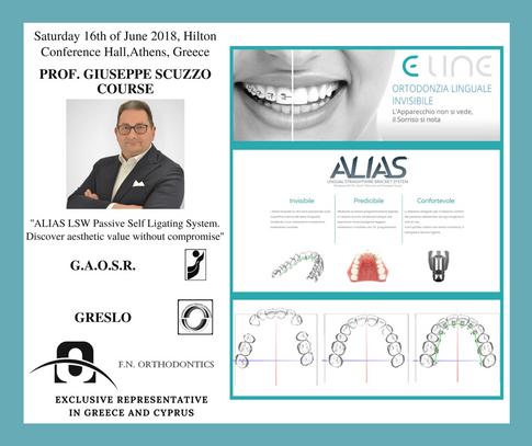 ALIAS Course - Prof. Scuzzo - ELINE System - Post 12