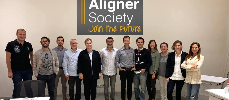 TAS: TURKISH ALIGNER SOCIETY''            WEBINAR SERIES!