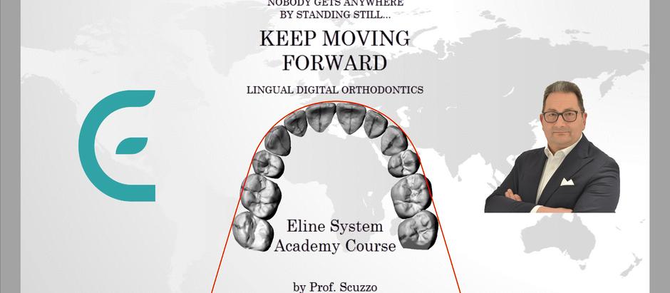 Eline System-The Future in Digital Lingual Orthodontics
