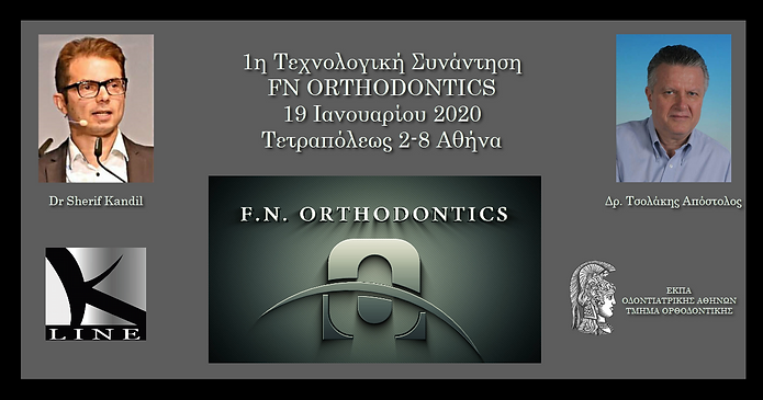 19th January 2020 FN Orthodontics