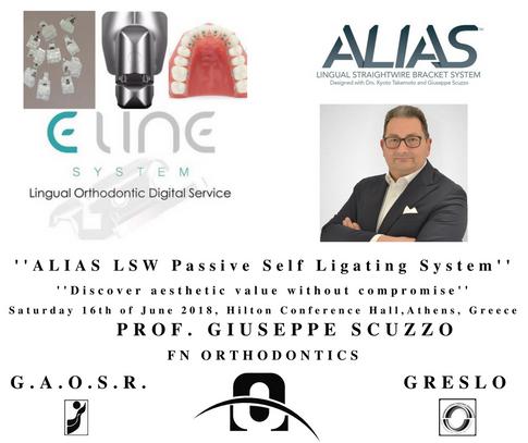 ALIAS Course - Prof. Scuzzo - ELINE System - Post 10