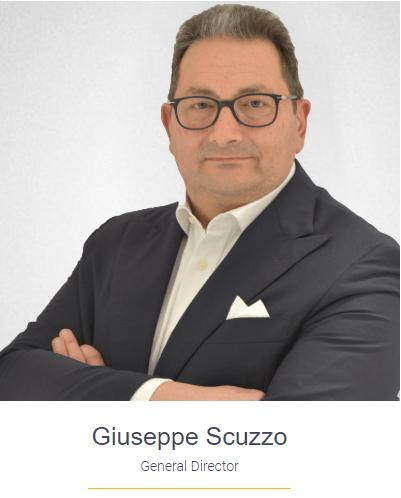 Prof. Scuzzo Giuseppe - General Director