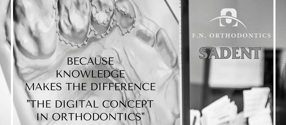 ''The Digital Concept in Orthodontics''
