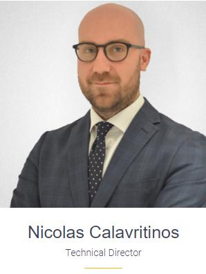 ME Nicolas Calavritinos- Technical Director