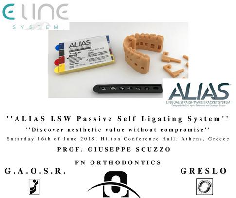 ALIAS Course - Prof. Scuzzo - ELINE System - Post 8