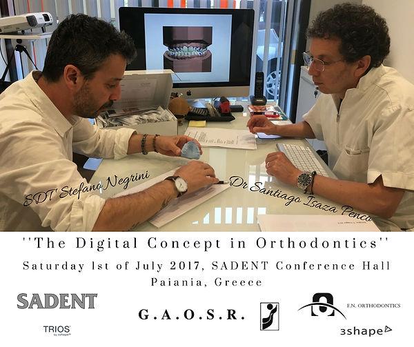 Dr Santiago Isaza Penco & SDT Stefano Negrini