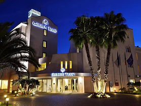 Hotel Golden Tulip Rome Airport Isola Sa