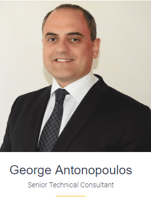 SDT George Antonopoulos - Senior Technical Consultant