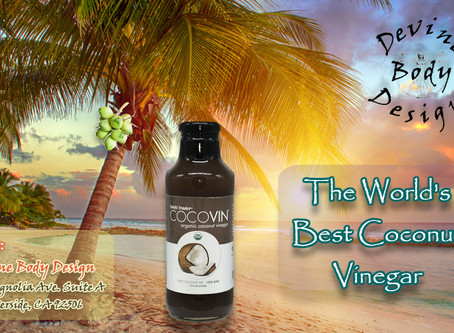 The World's Best Coconut Vinegar ~ Benefits and Uses