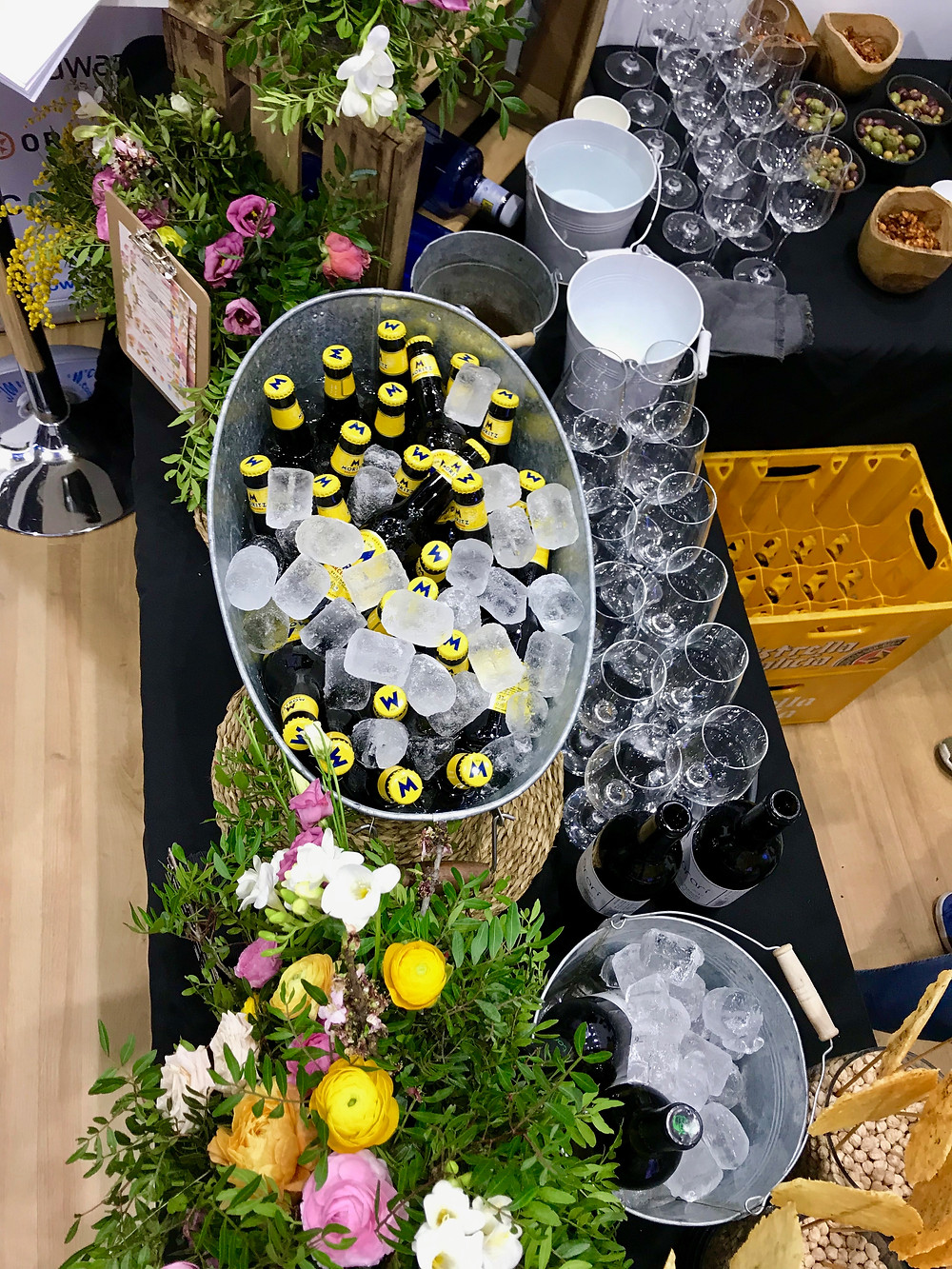 catering mwc, catering service, mobile world congress
