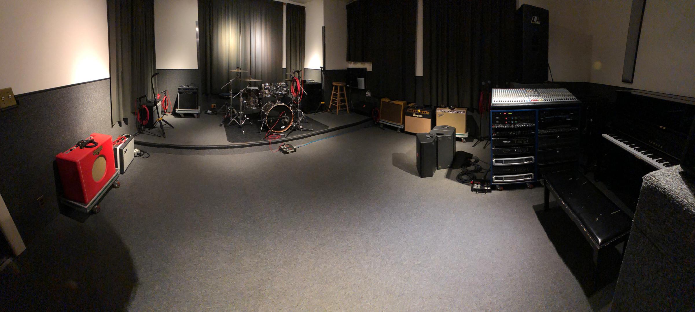 Panarama of Studio 3