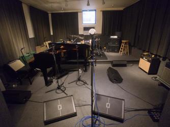 Studio 1 with Grand Piano