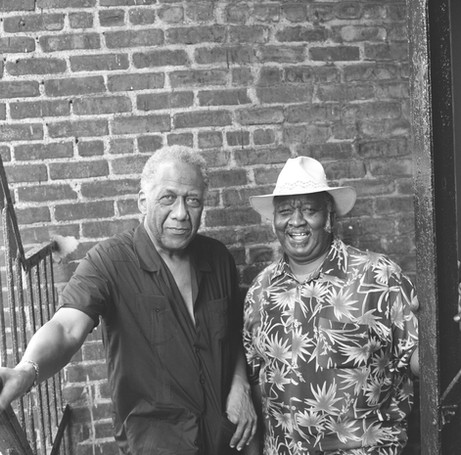 Chuck Rainey & Bernard Purdy