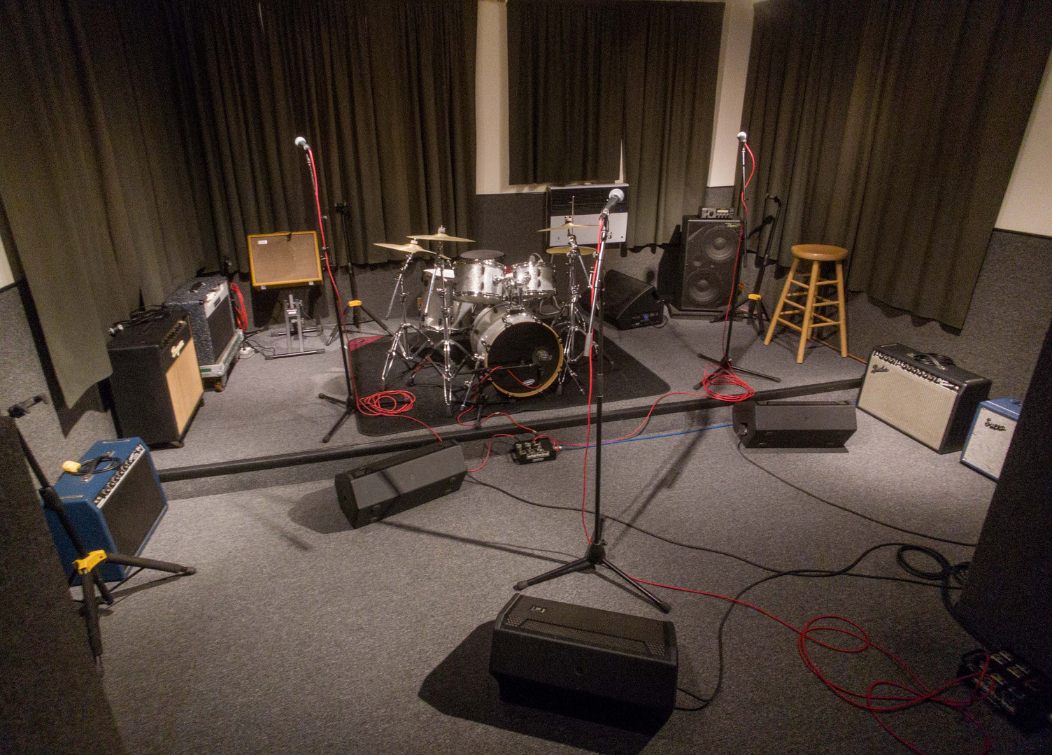 Studio 4 basic setup