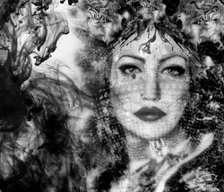 Opera_song_in_black_and_white
