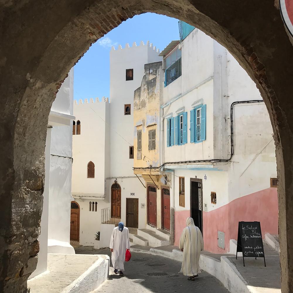 Tanger, Morocco, Medina, travel