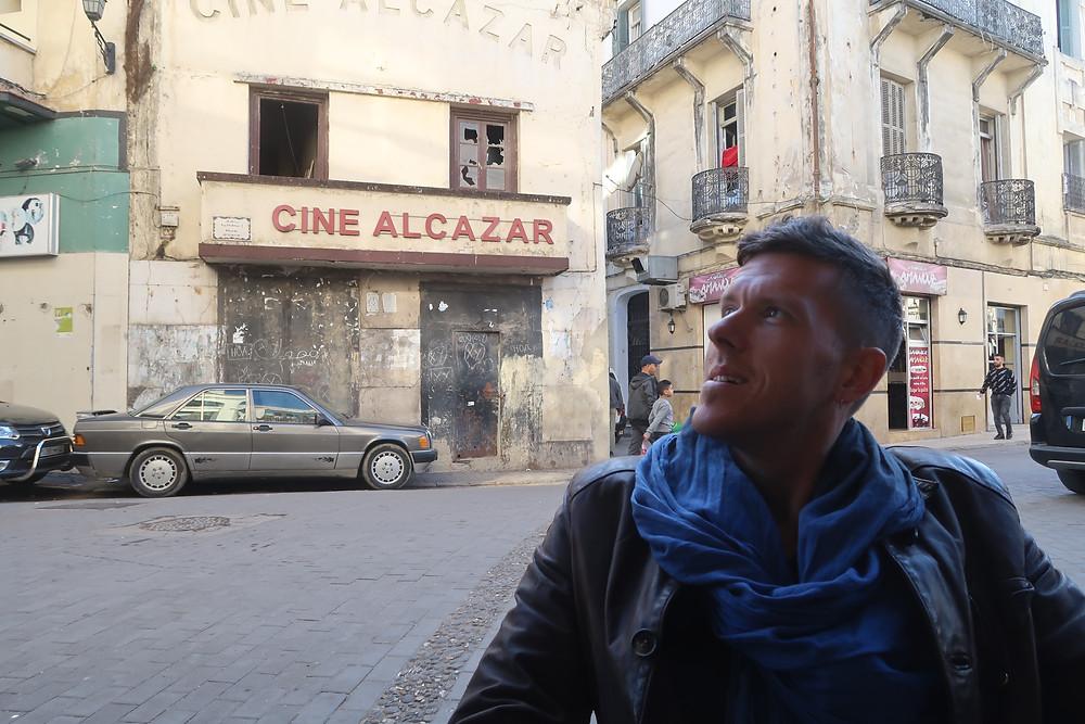 Leo Skala, Morocco, Tanger, Author