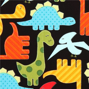 Dinosaures noirs