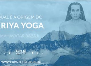 Qual é a origem do Kriya Yoga?