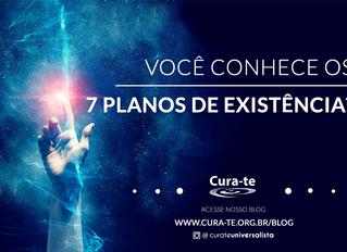 Você conhece os 7 planos da existência?