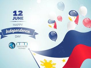 June 12, Araw ng Kalayaan ng Pilipinas