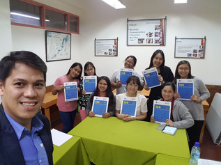 Day 1 TESOL in Davao