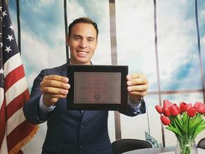 Best Center Award 2018 is ITTI Cebu, Philippines