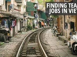 Vietnam Teaching Jobs