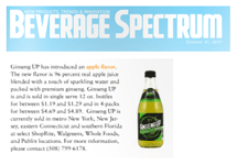 bevspectrum.com: Beverage Spectrum - October Issue