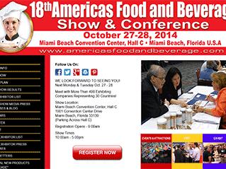 Ginseng Up at Americas Food & Beverage Show