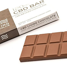 CBD Living Chocolate Bars (120mg)