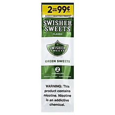 Swisher - Green Sweets