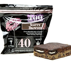 Milf 'N Cookies (400MG Slutty Brownie)