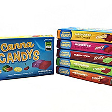 Canna Candy's THC Hard Candies (240mg) 4pk