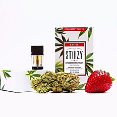 Stiiizy 1.0 - Strawberry Cough