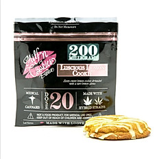 Milf 'N Cookies (200 MG Lemon Cookies)