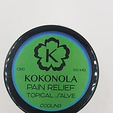 Kokonola Topical Salve: Cooling