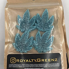 Royalty Blue Rsapberry Gummies 400mg