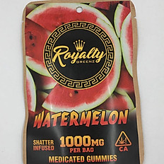 Royalty Watermelon Gummies 1000MG