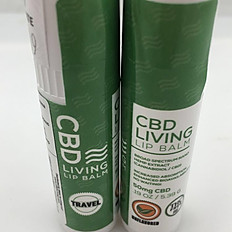 CBD Living Lip Balm Unsented